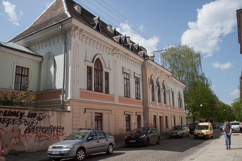 Дворец Туркуллов-Комелло
