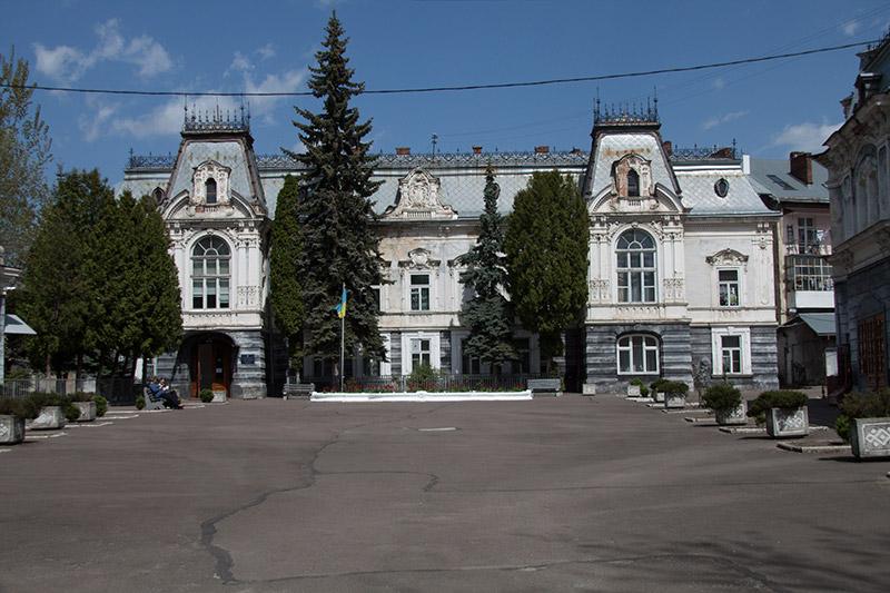 Дворец Семенских-Левицких