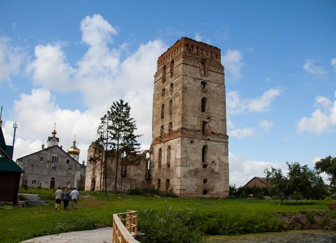 Костел в Староконстантинове
