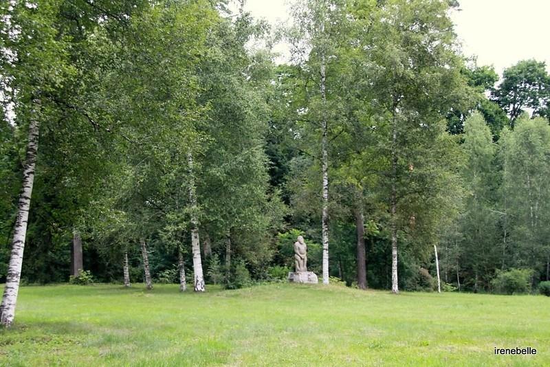 Тростянецкий парк