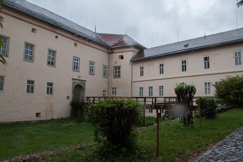 замок в Ужгороде