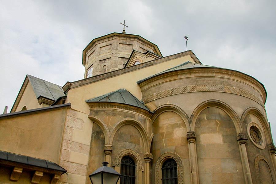 Армянская церковь во Львове