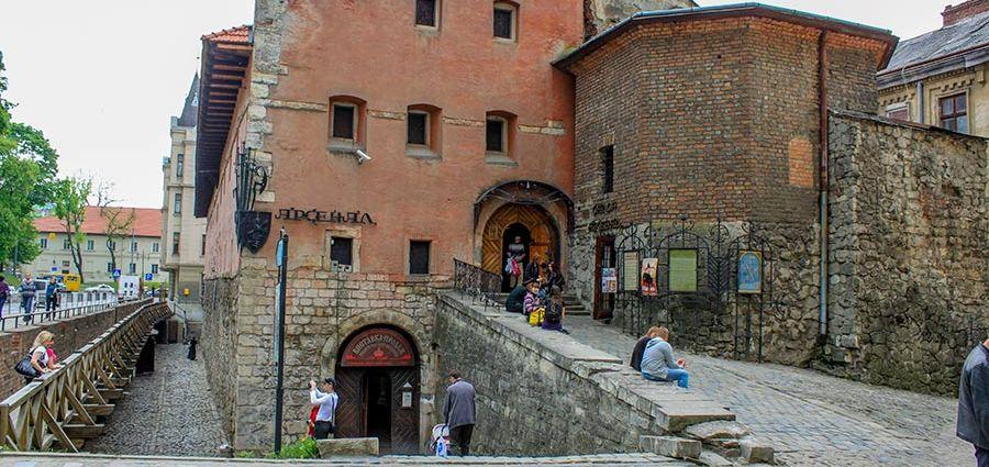 Музей арсенал во Львове