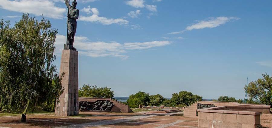 Национальный музей-мемориальный комплекс «Букринский плацдарм»
