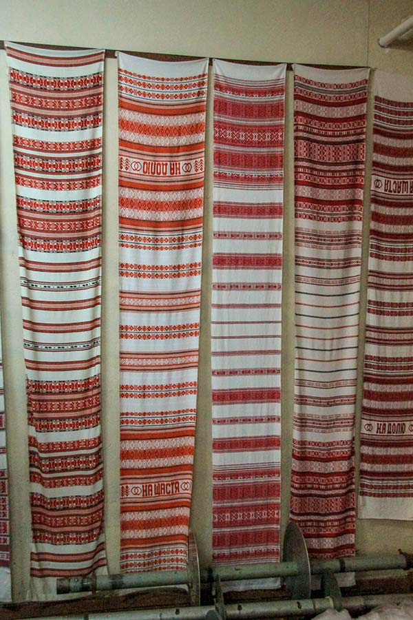 Богуслав Мастерская ткачества