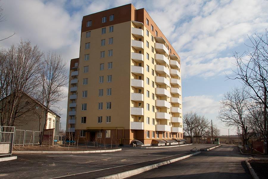 Новий будинок в Боярці