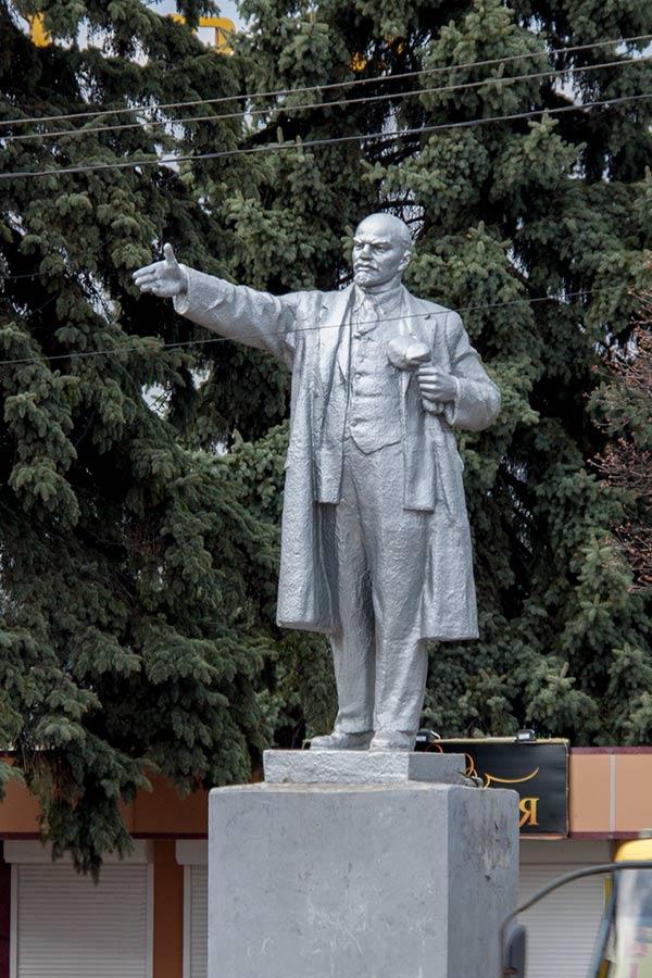 Ленин в Боярке