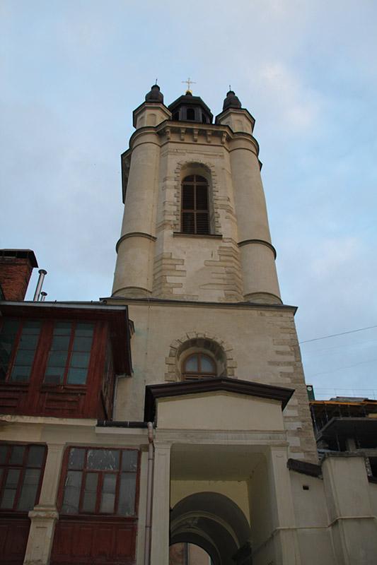 Колокольня Армянской церкви