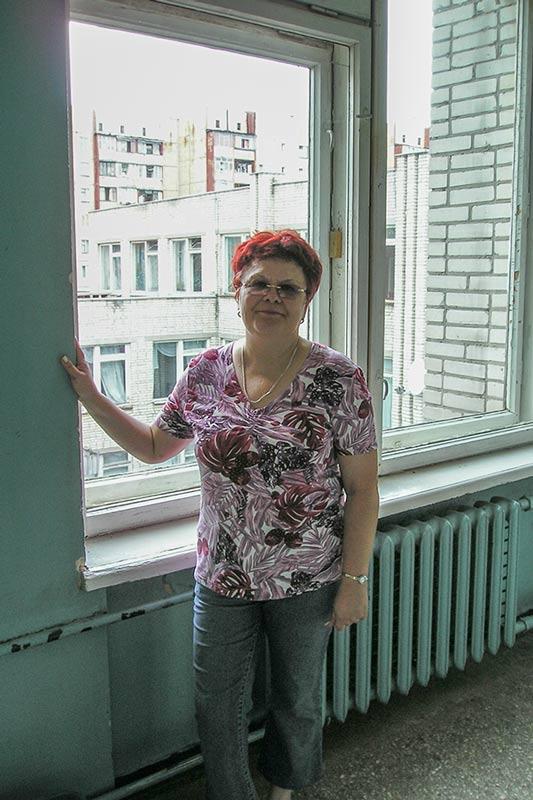 Джус Татьяна Павловна