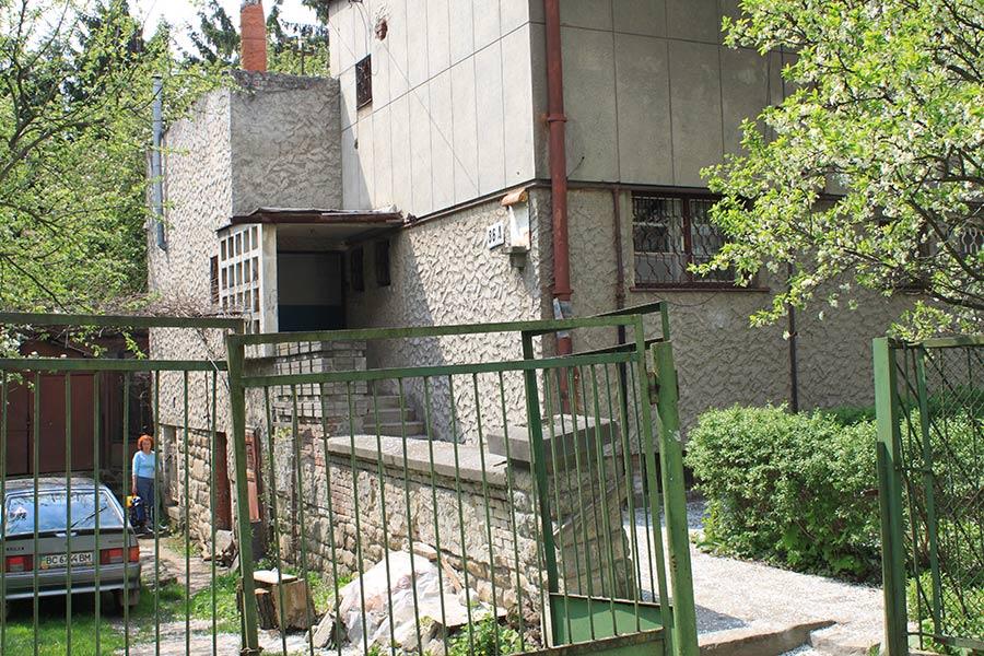 Дом на улице Стрыйской