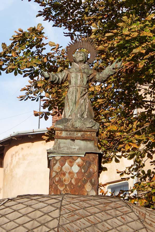 скульптура Яна из Дукли