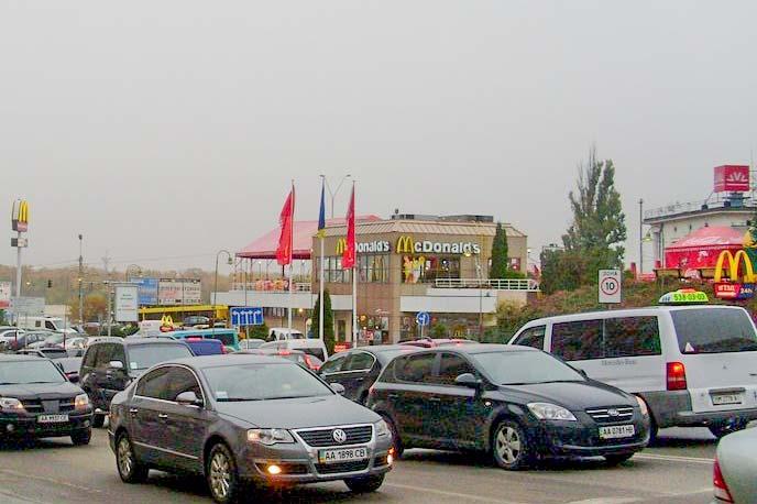 Почтовая площадь 2009