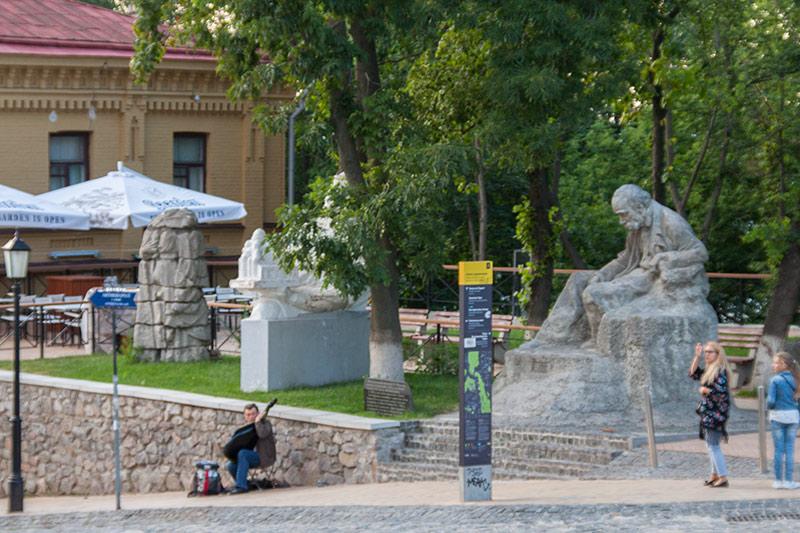 Памятники Ивана Кавалеридзе