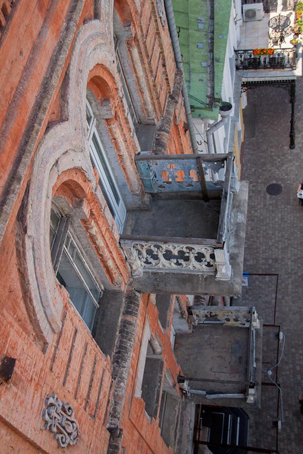 доходный дом Михаила Подгорского