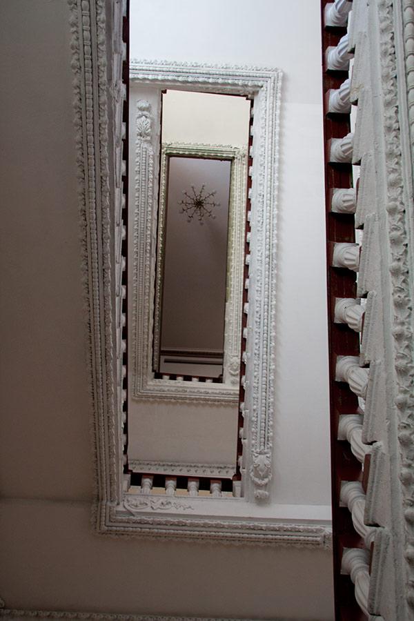 Лестницы в доме барона