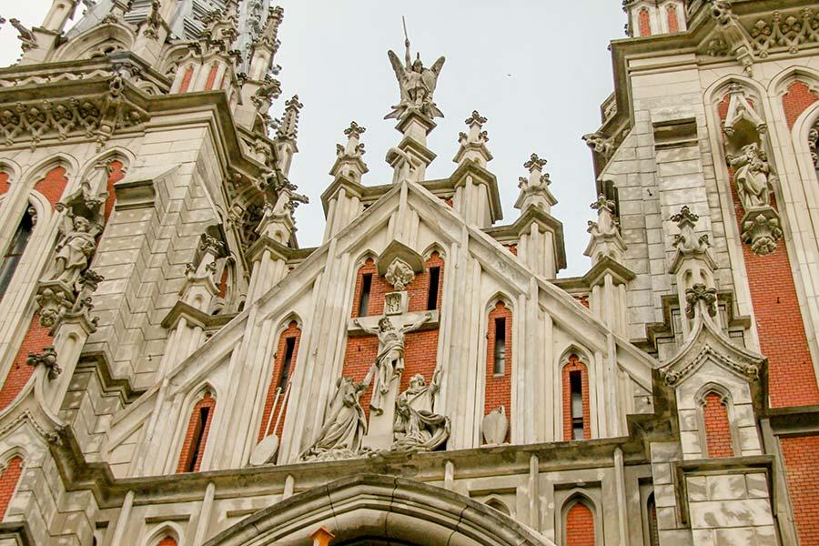 Николаевский костел в Киеве