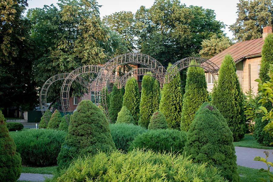 Парк в Могилеве-Подольском