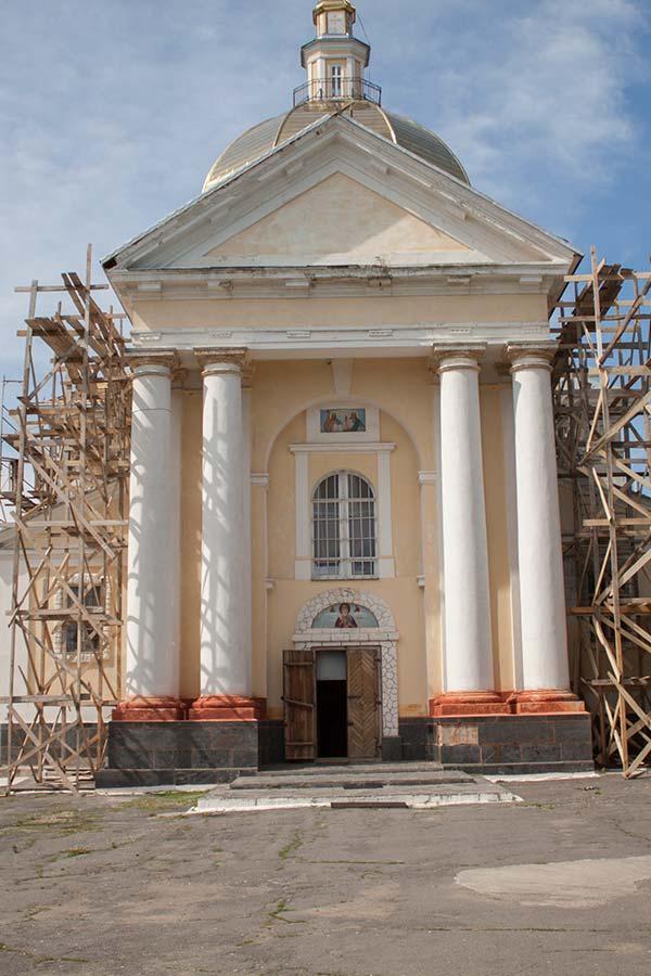 Монастырь в Шаргороде