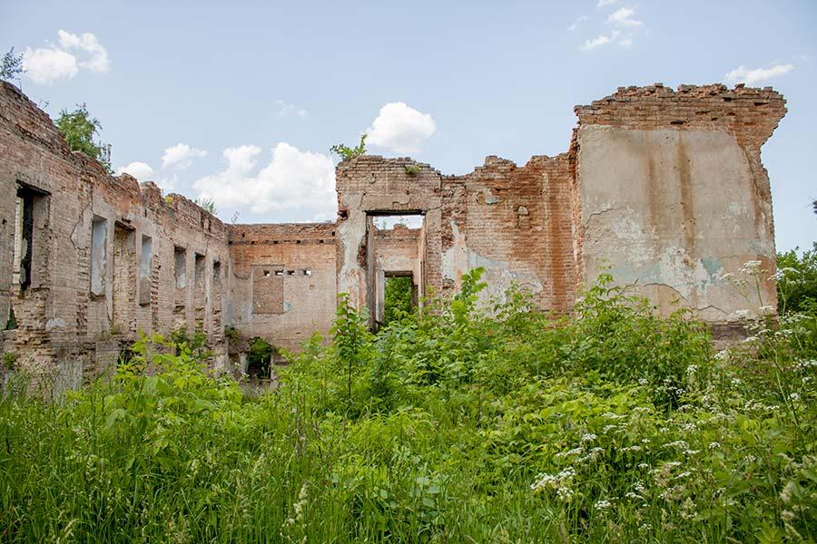 Палац Остен-Сакенів