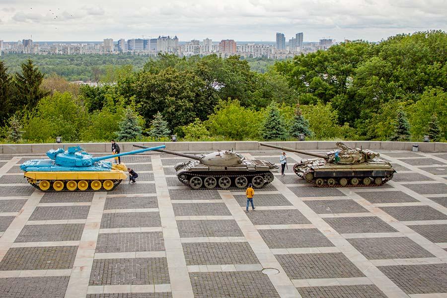 Музей истории Украины во Второй мировой войне