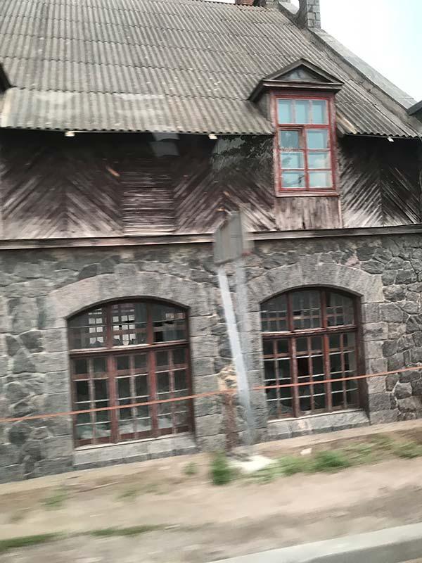 Водяная мельница в Немирове