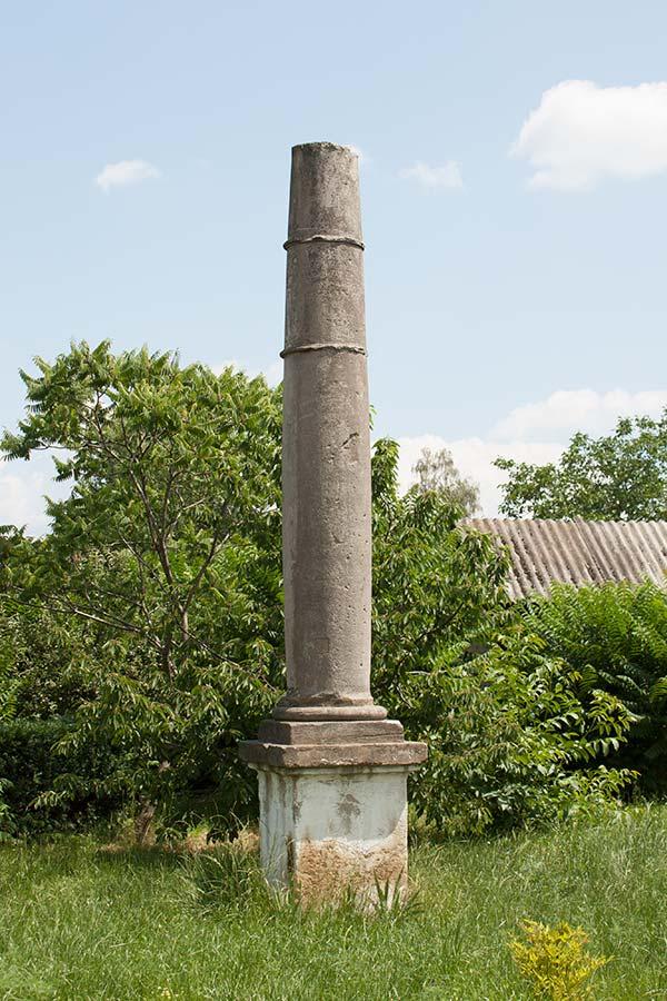 Памятная колонна в Тульчине