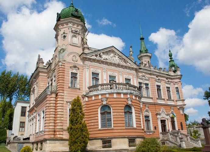 Национальный музей Андрея Шептицкого