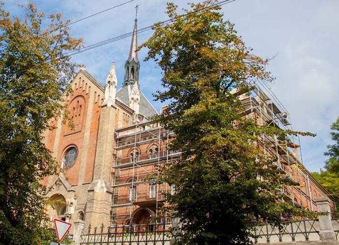 Костел францисканок