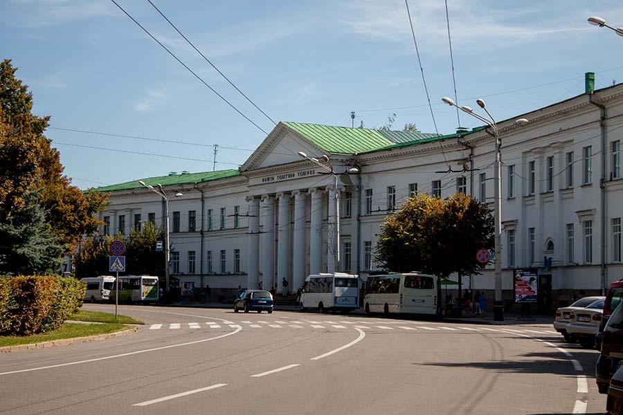 Здание на Круглой площади