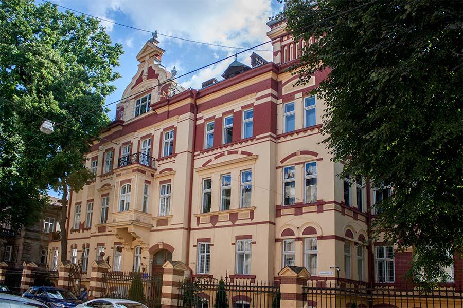 Будинок Озіаша Віксля