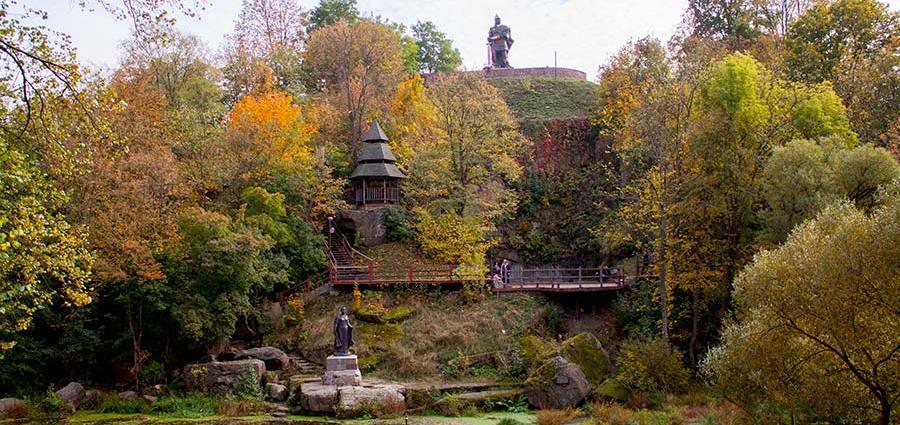 Древлянский парк Коростень