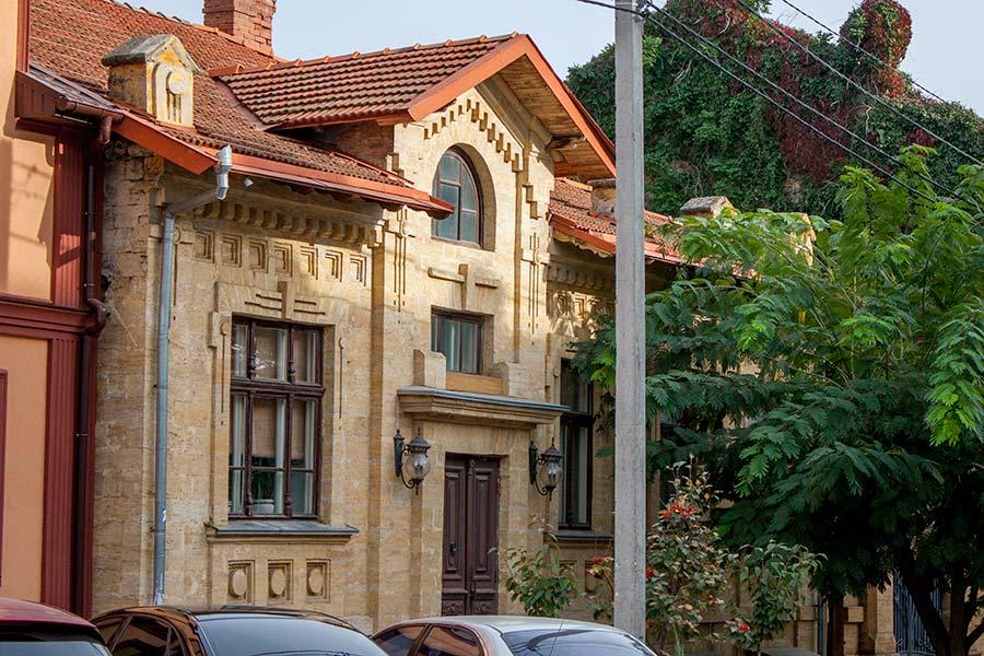 Дом в Херсоне