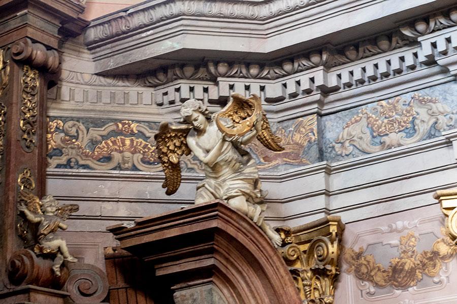 Иезуитский костел Святых Петра и Павла