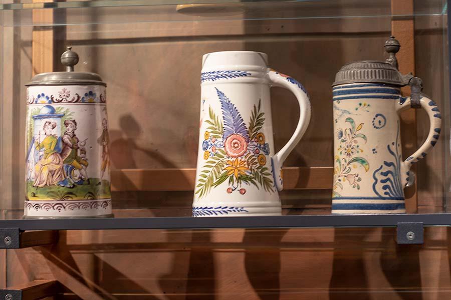 Пивные кружки Музей пива Львов