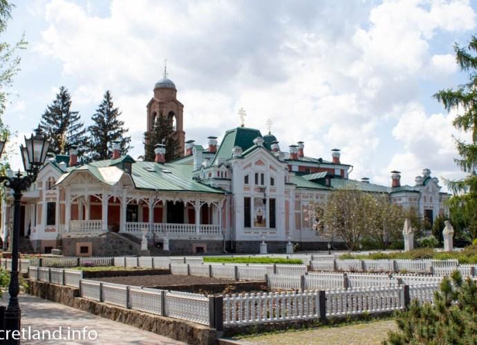 Томашовка монастырь