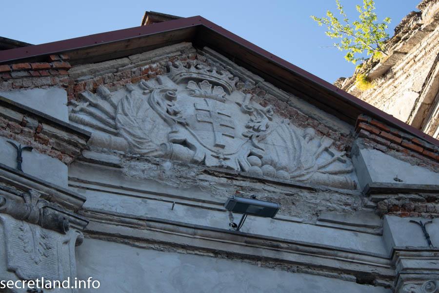 Доминиканский монастырь Каменец-Подольский