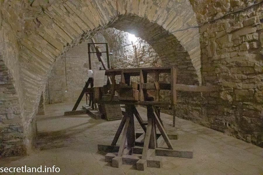 Музей в Хотинской крепости