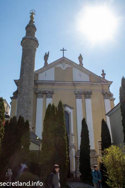 Кафедральный собор святых апостолов Петра и Павла в Каменец-Подольском