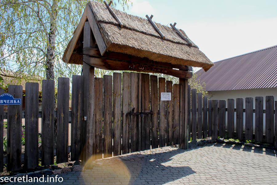 Музей Тараса Шевченко в Мошнах