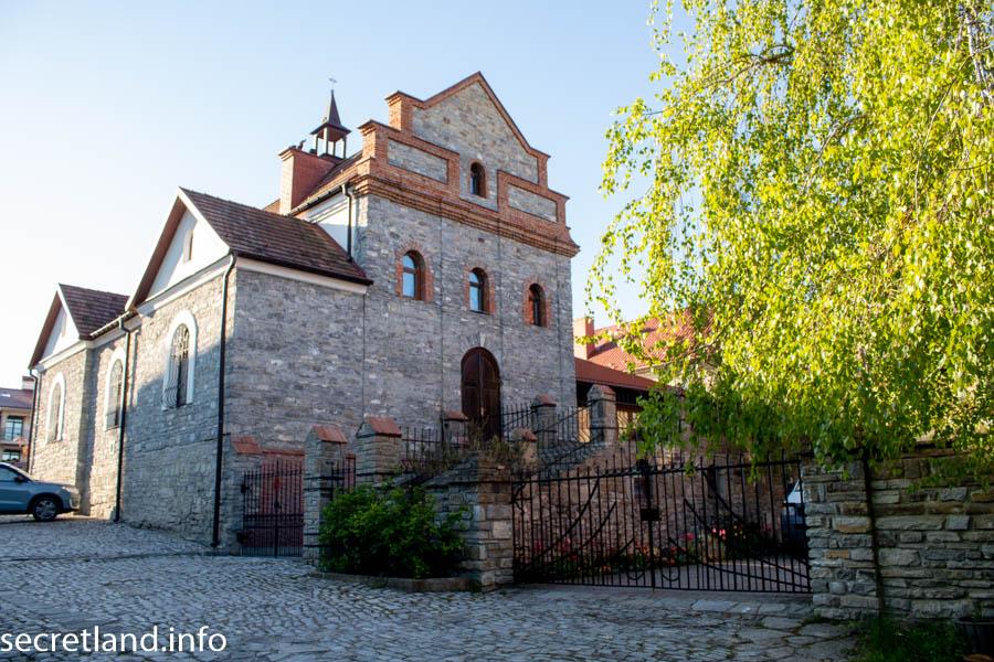 Монастырь Урсулинок