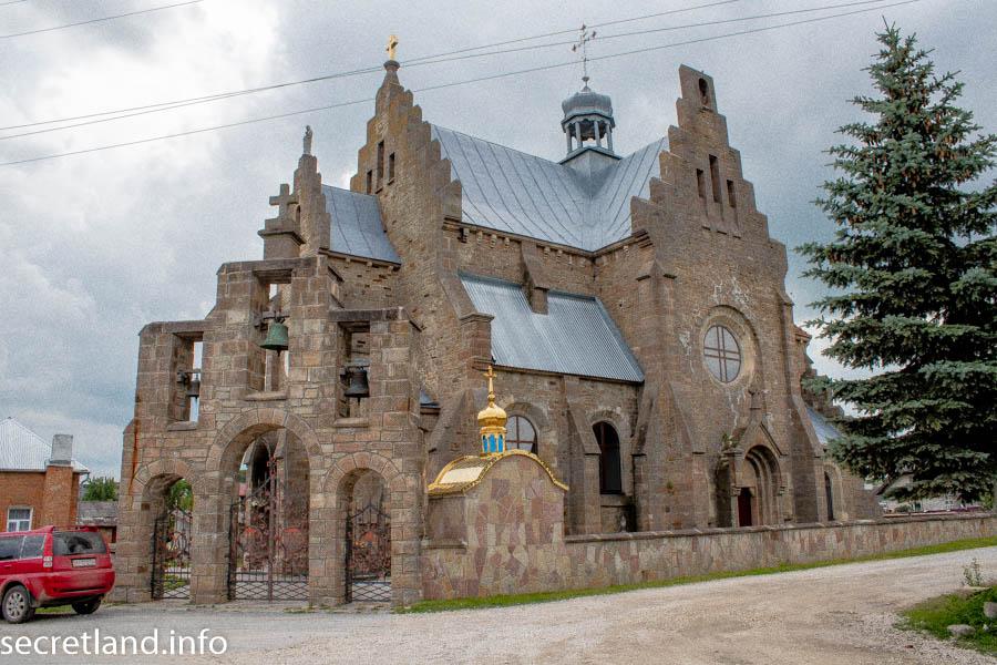 церковь Святых Петра и Павла Буцнев