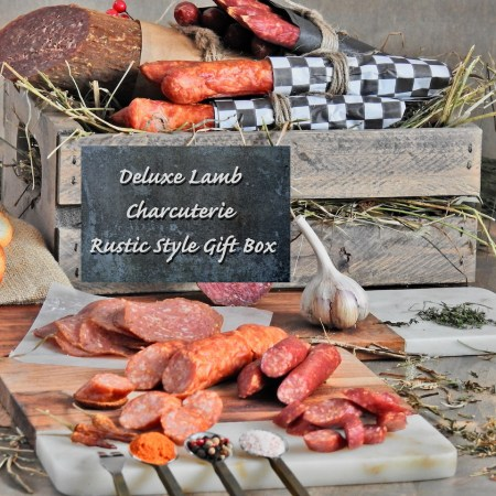 Deluxe Lamb Charcuterie Gift Box