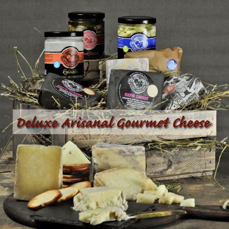 Deluxe Artisanal Cheese Assortment