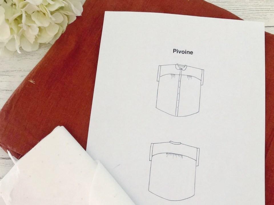 Pivoine Pattern Review