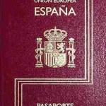 Andaluz, con pasaporte español
