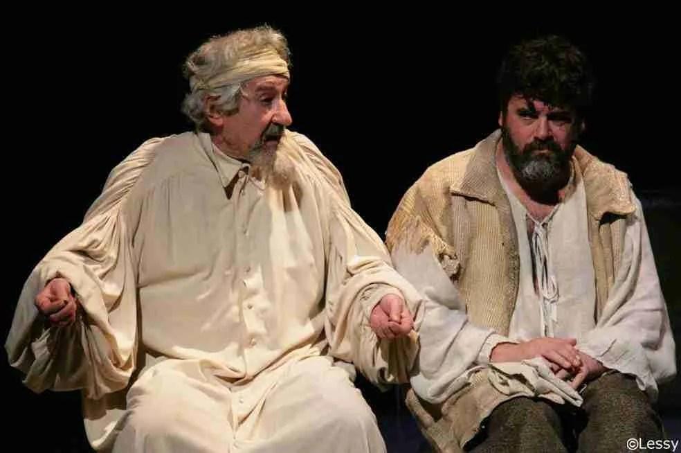 """""""Yo soy Don Quijote de La Mancha"""", en las Jornadas de Teatro del Siglo de Oro. Foto ©Lessy Montes de Oca"""
