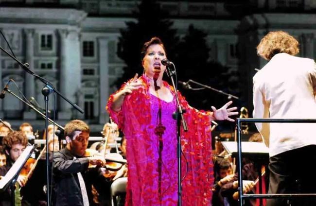Carmen Linares. Foto de TonoCano / SecretOlivo