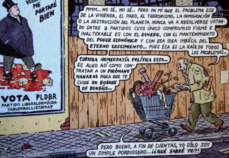 Homeopatía política por Miguel Brieva