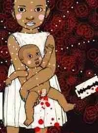 Dignidad mutilada. Ilustración de Olga Berrios