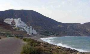 Playa del Algarrobico. Foto de Untipografico